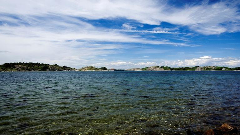 Nationalparken Kosterhavet i landskapet Bohuslän i västra Sverige.