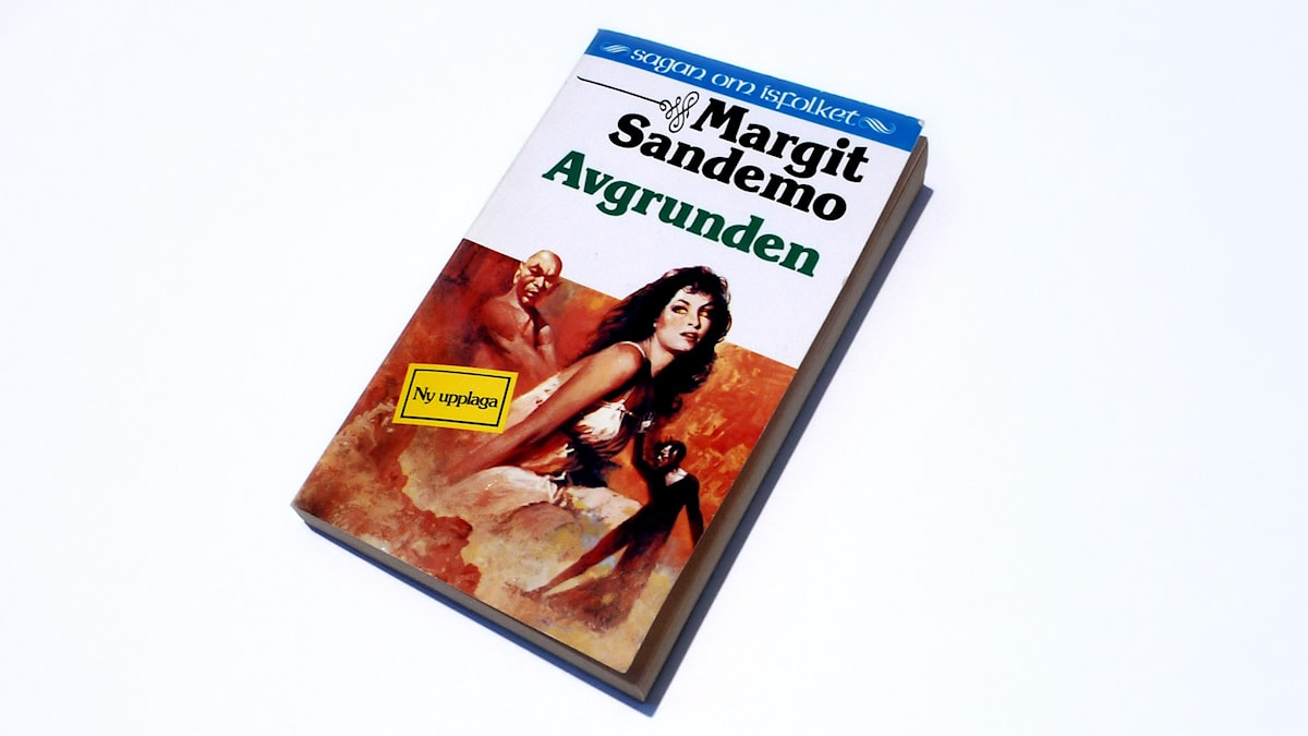 """Sagan om Isfolket, del 3: """"Avgrunden"""" av Margit Sandemo"""