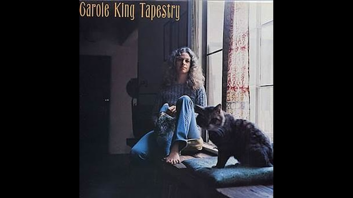 """Carole King - """"Tapestry"""". Foto: Ode/Sony BMG"""