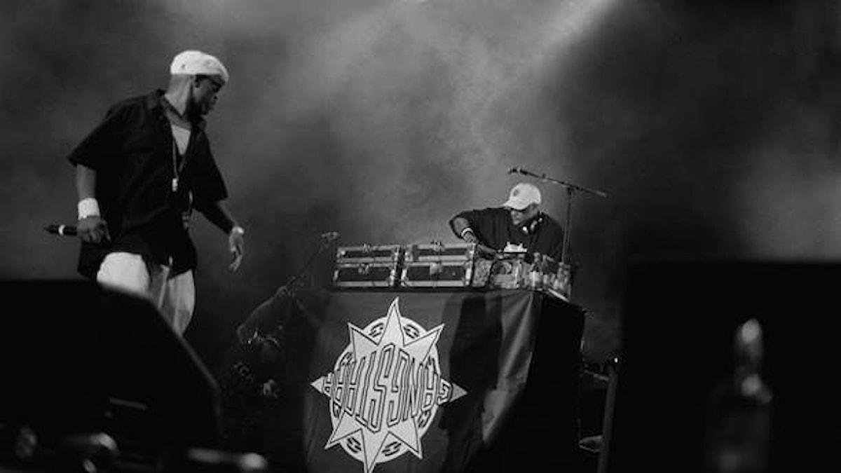 Gang Starr. Foto: Wikimedia Commons/Mika Väisänen/CC BY-SA 3.0