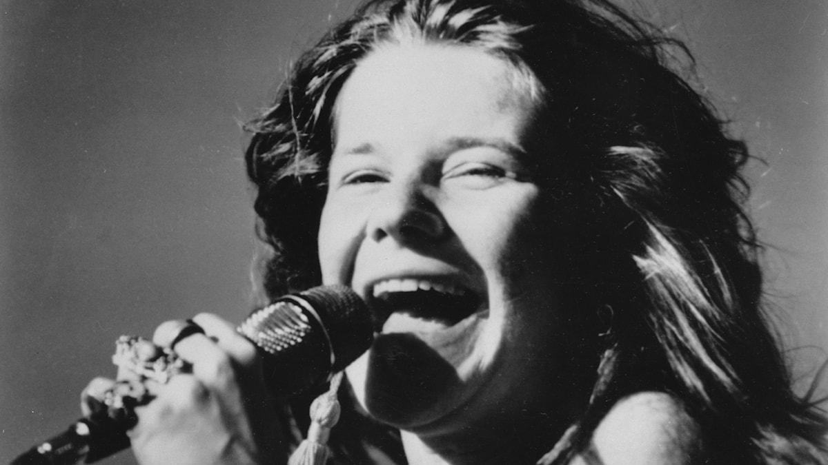 Janis Joplin 1969.