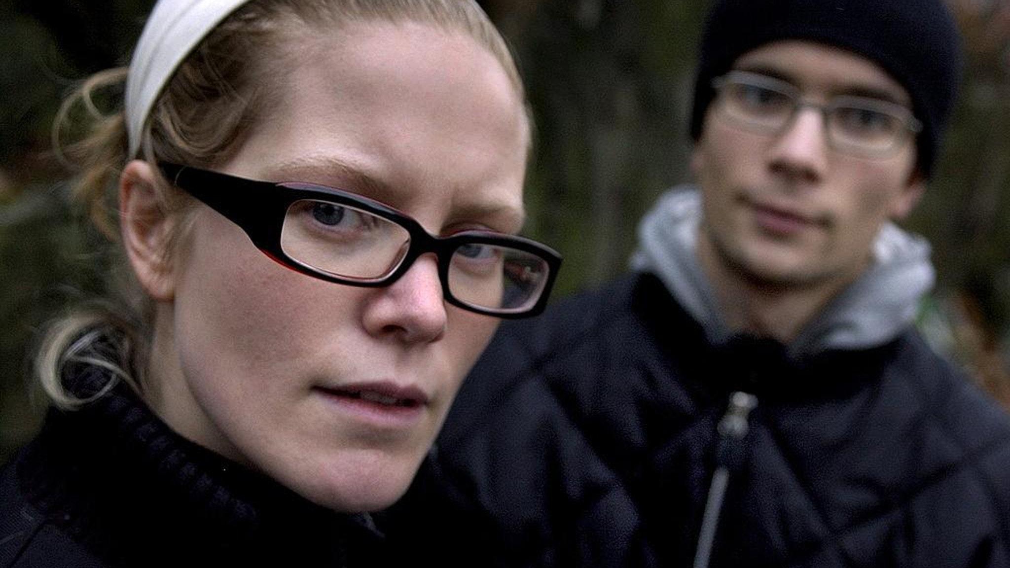 Karin och Olof Dreijer 2003.