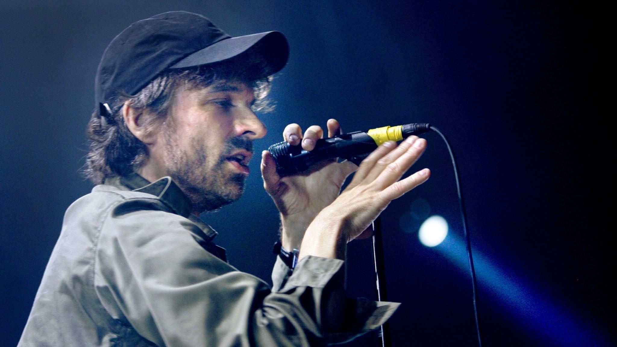 Thåström på Roskildefestivalen 2006
