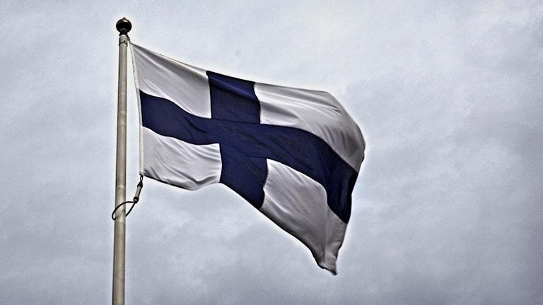 Programbild för Språkinformation från Finland