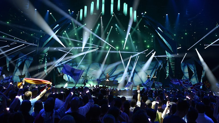 Programbild för Melodifestivalen & Eurovision Song Contest i P4