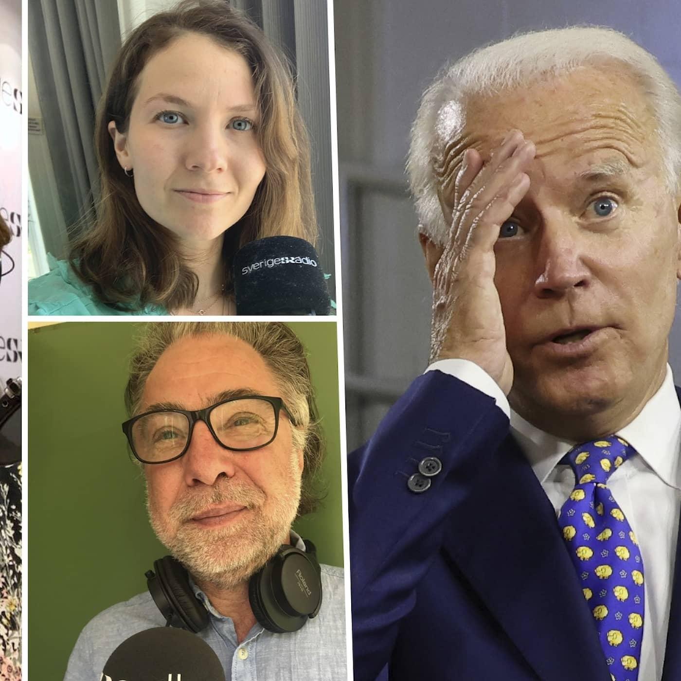 Därför vill Biden inte ge besked