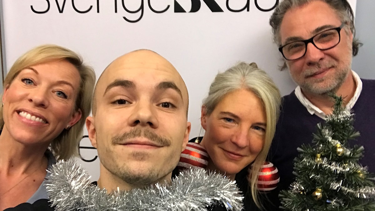 Ginna Lindberg, Viktor Mattsson, Sara Stenholm Pihl, Anders Ask