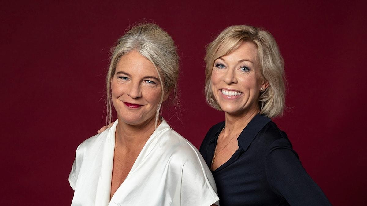 USApodden med Sara Stenholm Pihl och Ginna Lindberg
