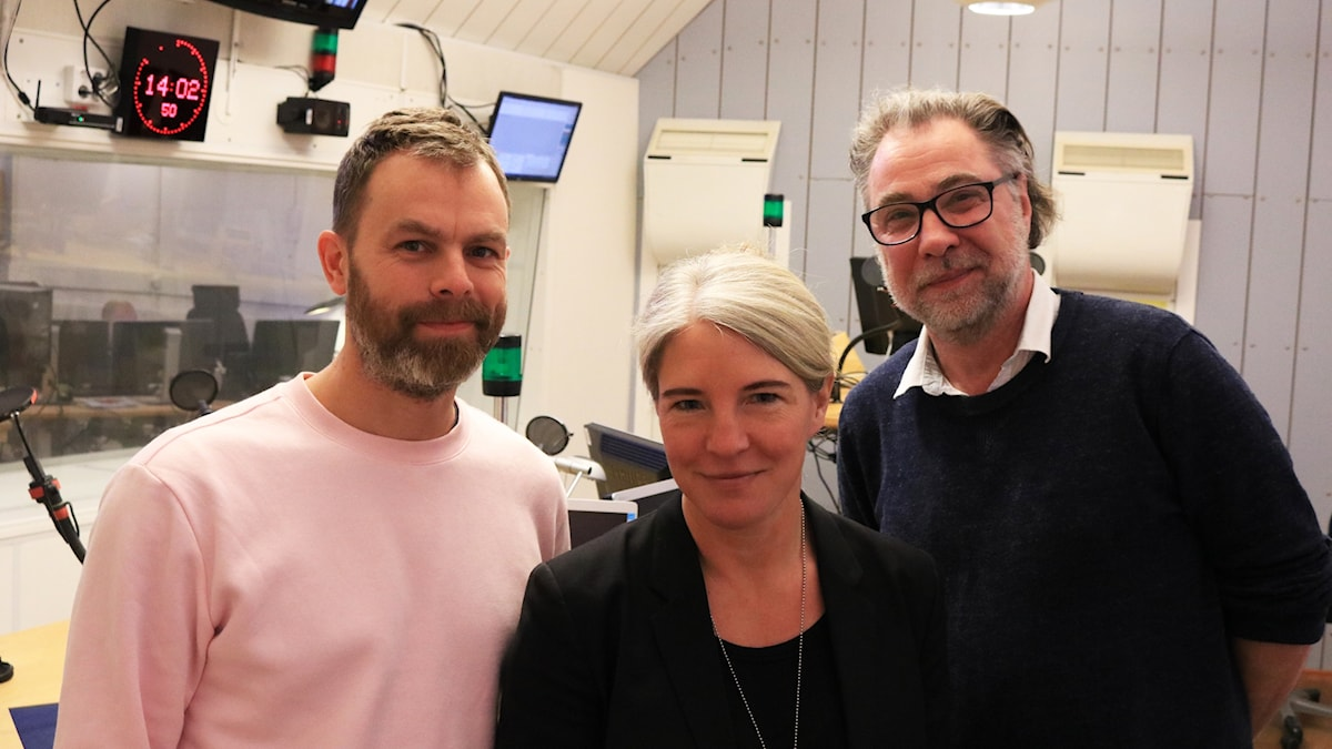 Ivar Ekman, Sara Stenholm Pihl, Anders Ask