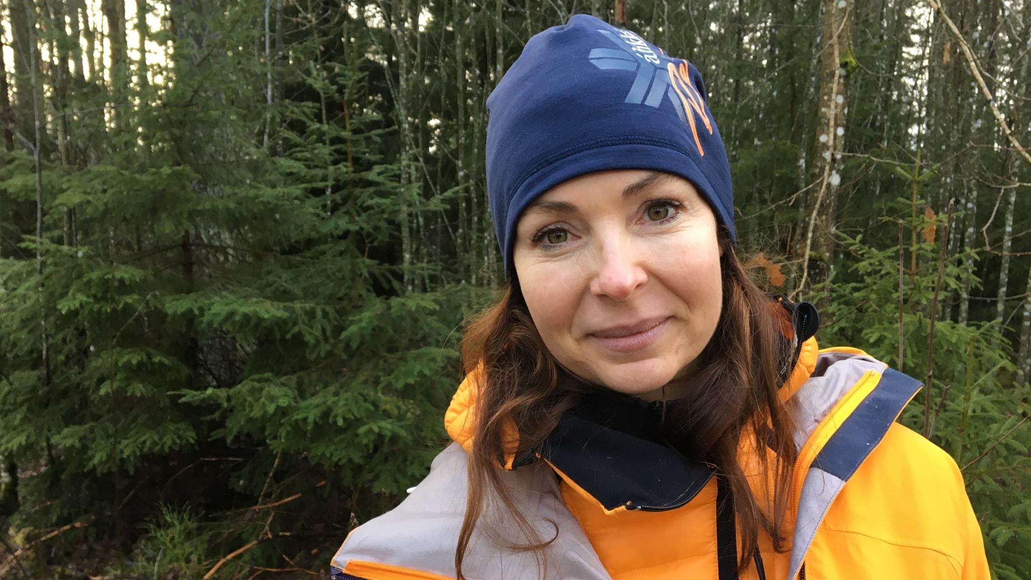 Livet som äventyrare: Renata Chlumska