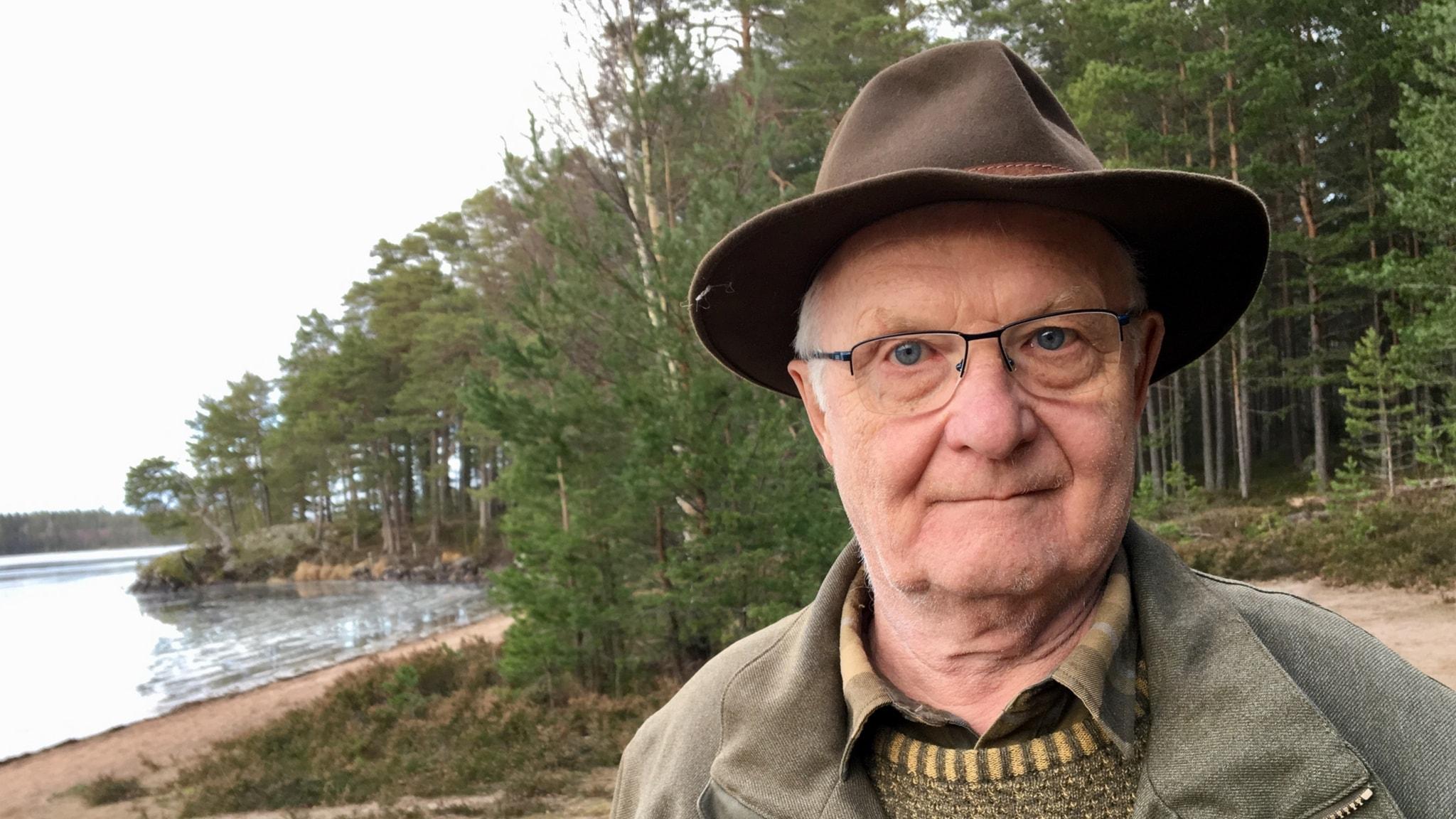Överlevnadsexperten Lars Fält