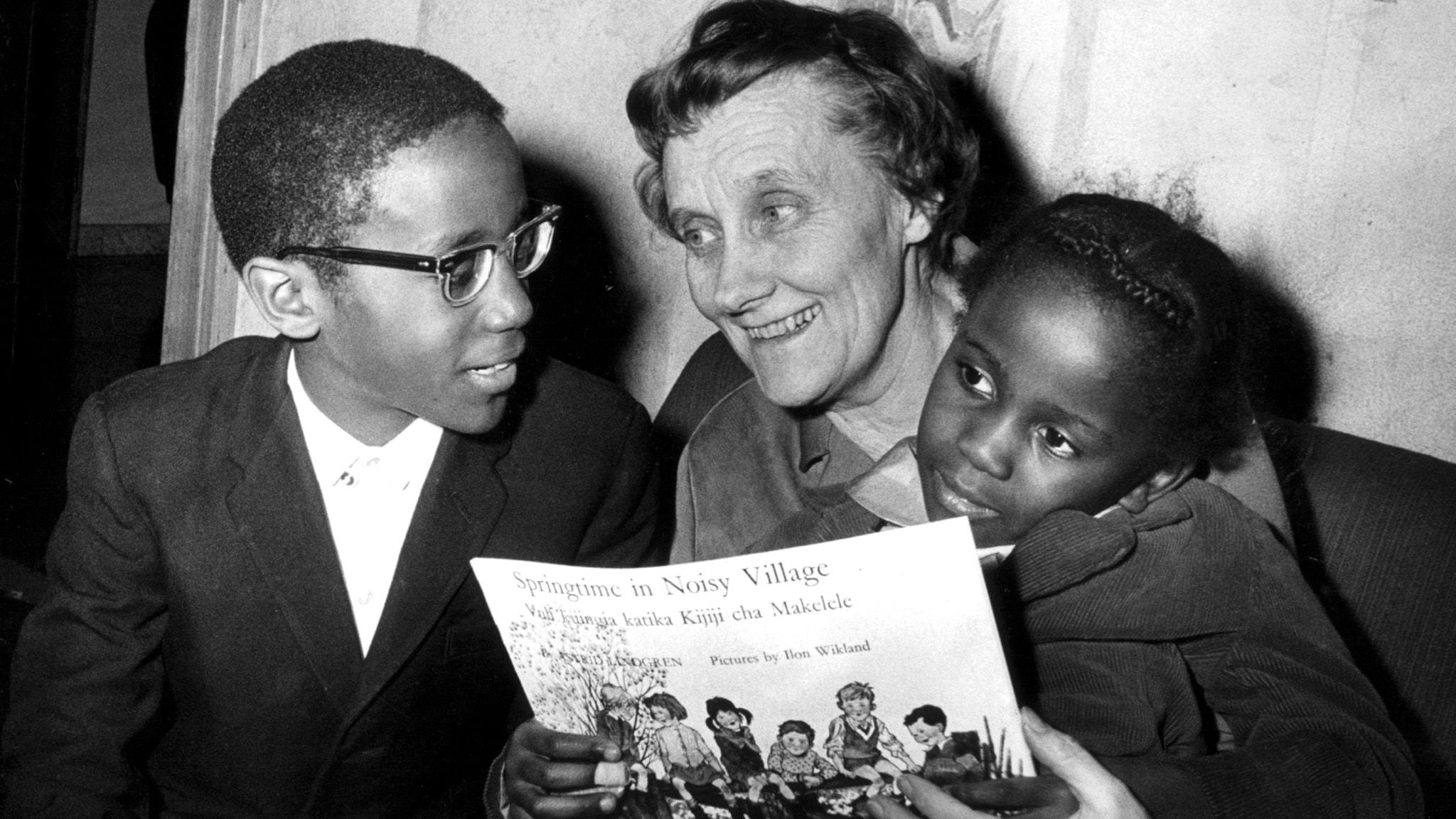 Ny bok om Astrid Lindgrens spännande liv - Klartext  8128e9e6ca93f