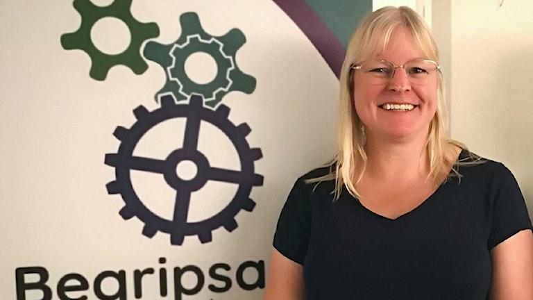 Kerstin Ivarson Ahlstrand är projektledare på Begripsam som gör undersökningen.