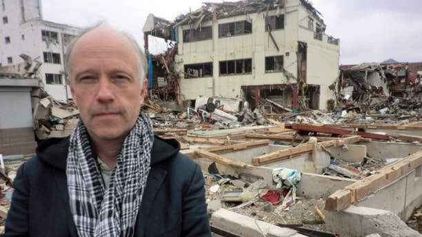 Nils Horner. Foto: Sveriges Radio