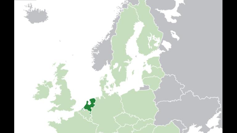 Nederländerna är ett ganska litet land.