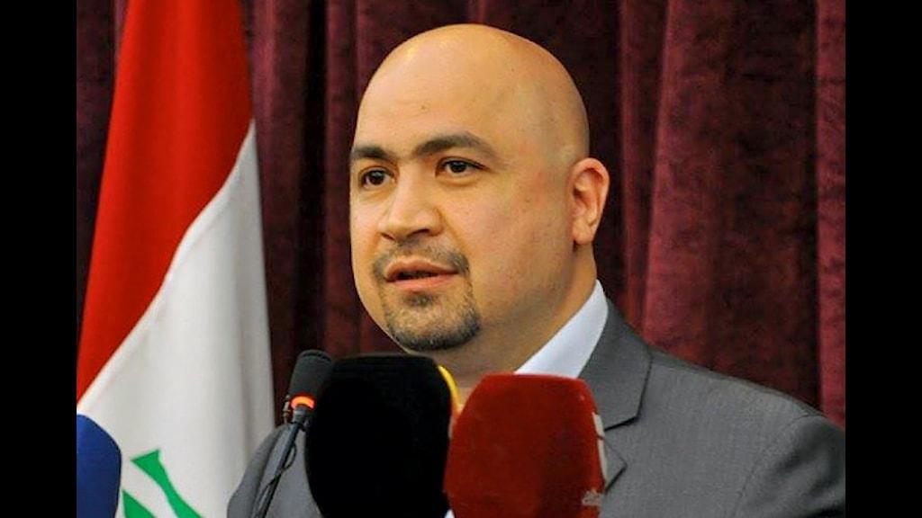 Den svensk-irakiske journalisten Ammar al-Shahbander arbetade för pressfrihet i Irak och Syrien. Nu har han dödats av en bomb.