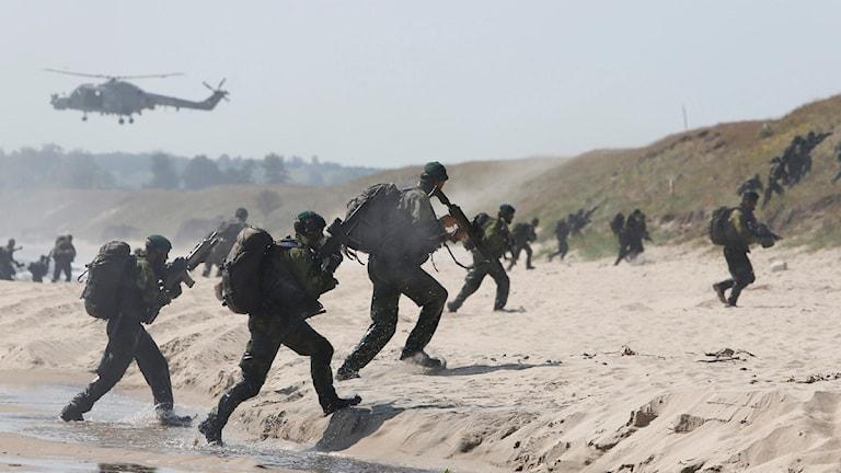 Nato Manöver
