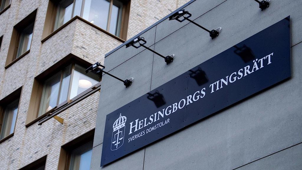 Domstolen Helsingborgs tingsrätt