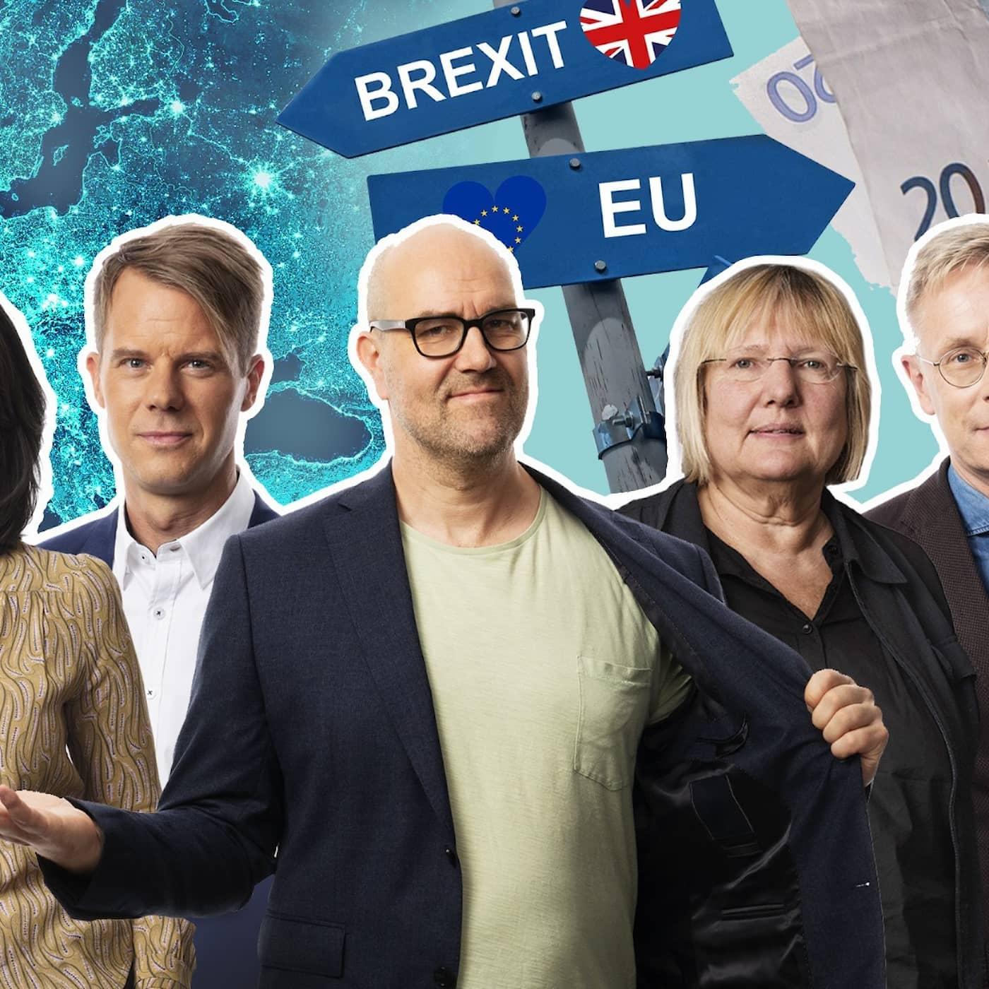 173: Mikrostater, brexit och nya valutor