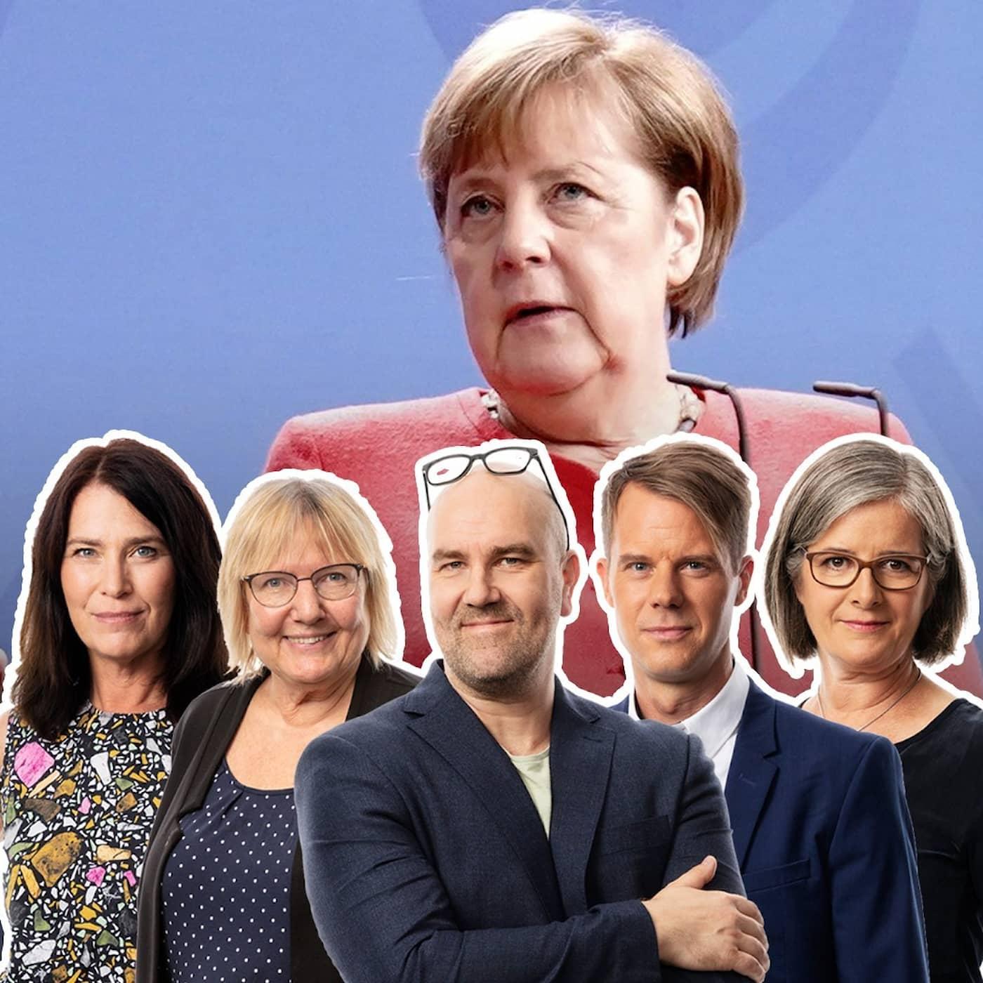 177: Merkel vill ta Löfven i örat