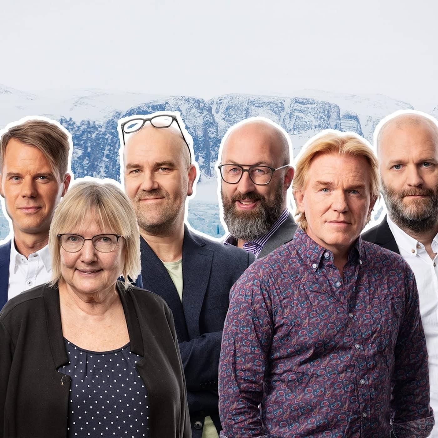 174: Danmark tar upp kampen om Nordpolen