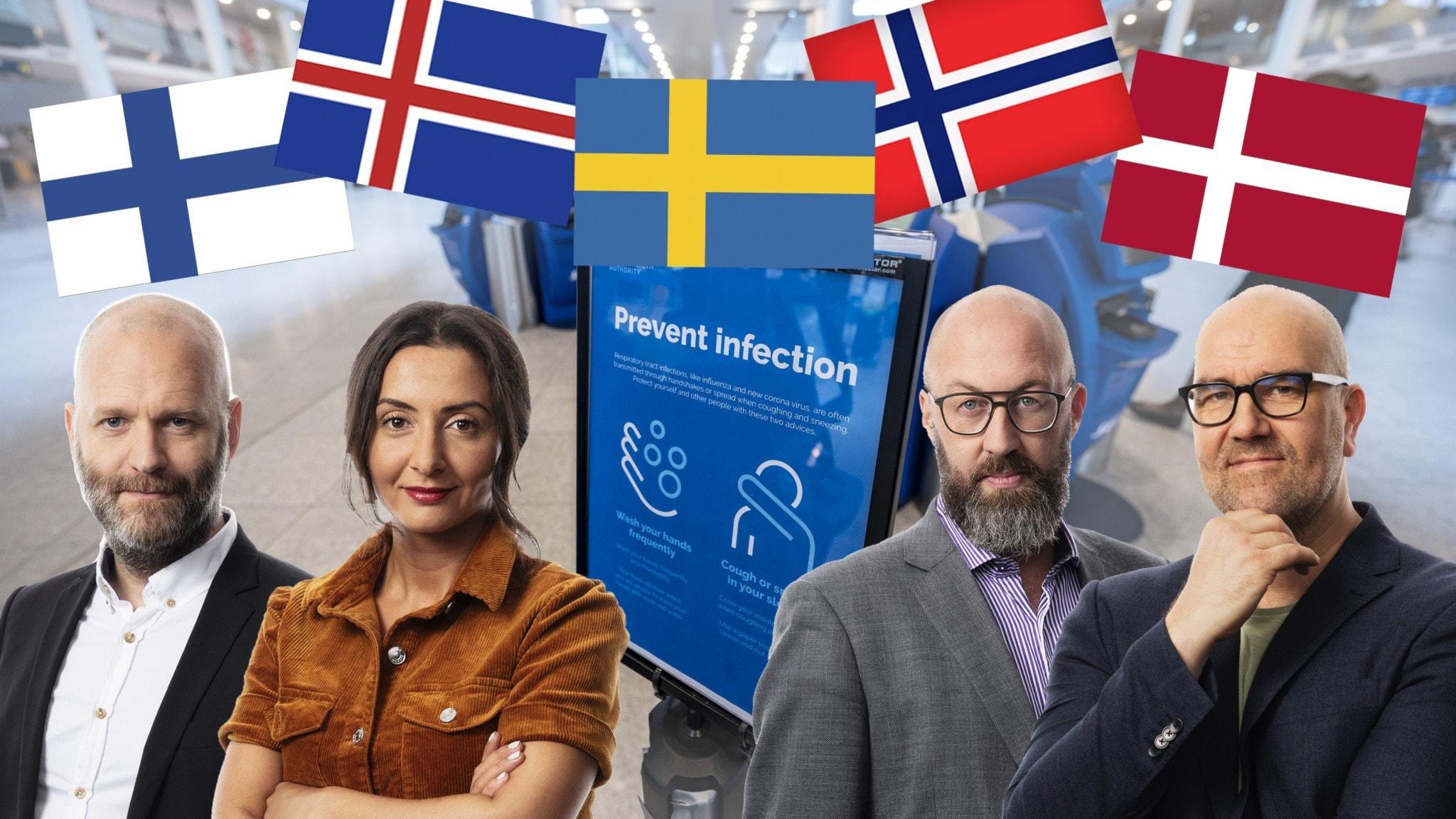 162: Nordisk politik i corona-dimman