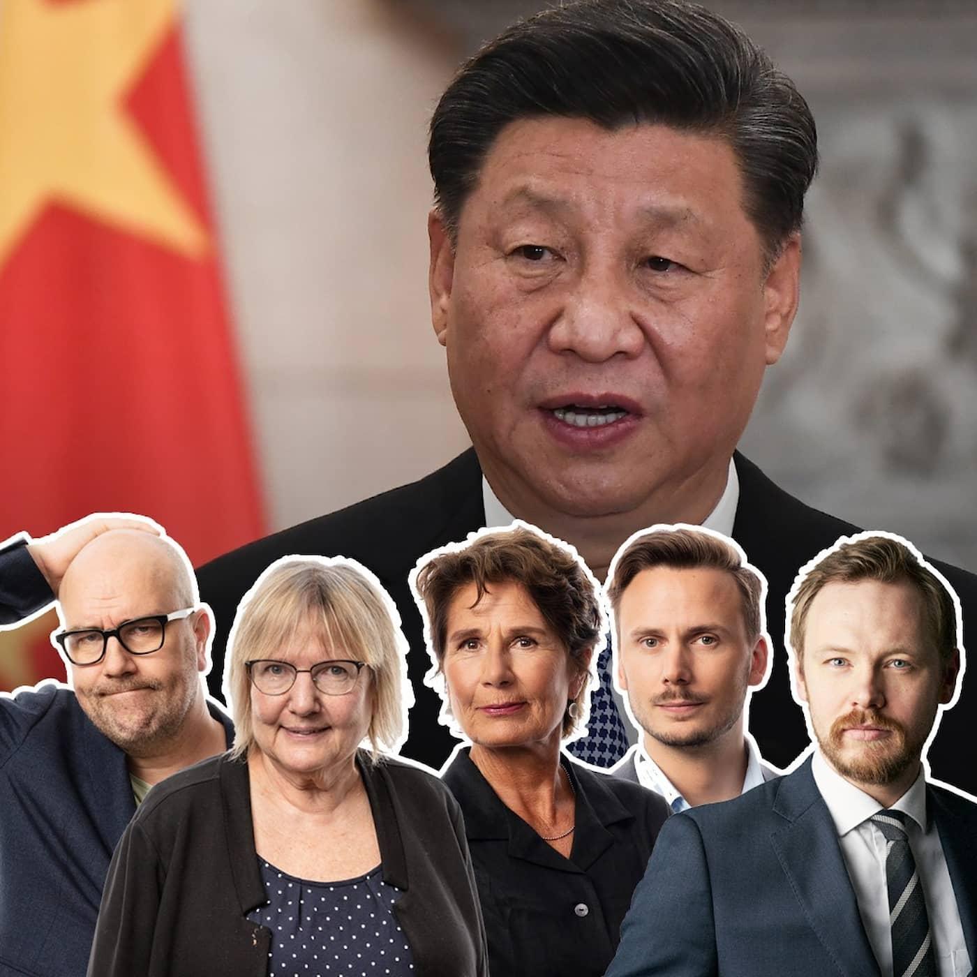 176: Bryssel väcker den kinesiska tigern