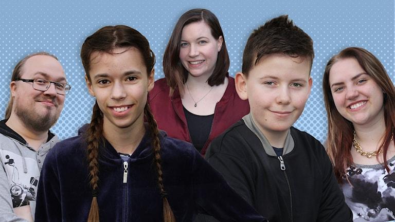 Spelsoffan i Barnradion är en serie för dig som är ung och älskar spel!