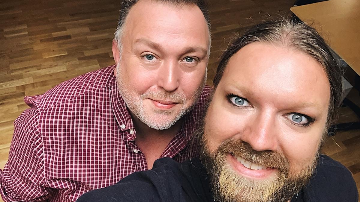 Daniel Réhn och Rickard Söderberg