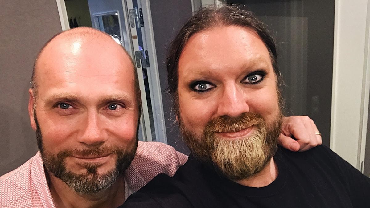 John Lundgren och Rickard Söderberg