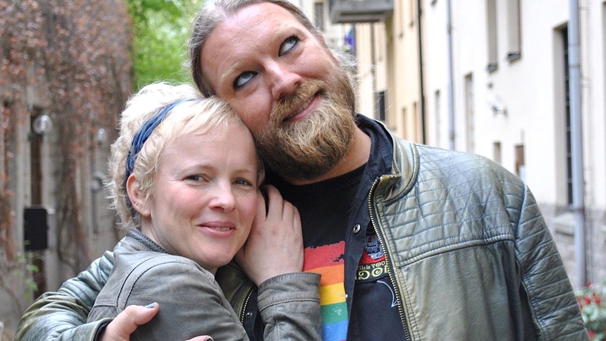 Kerstin Avemo och Rickard Söderberg