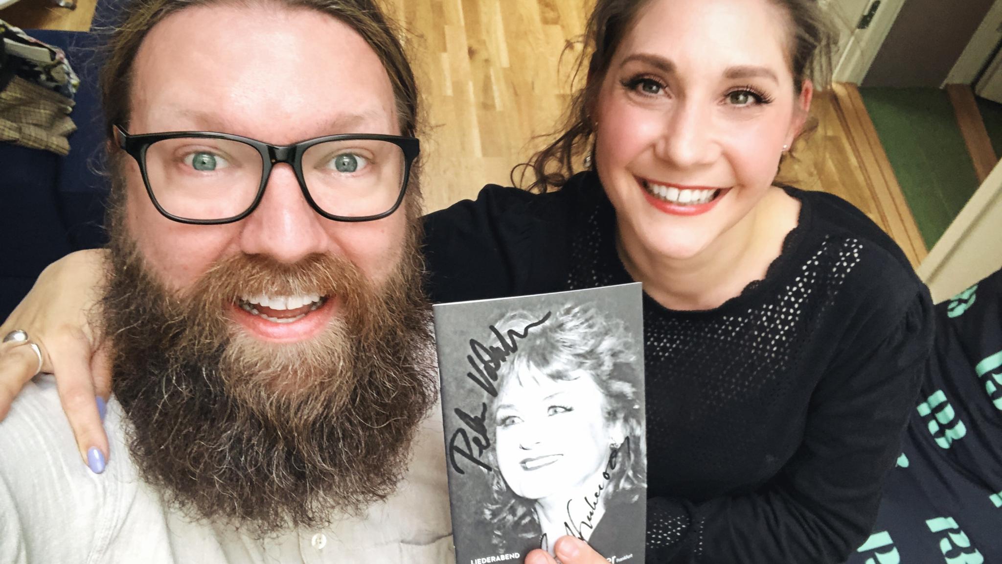 Edita Gruberova - Bel Cantons mest lysande stjärna med gäst Alexandra Büchel