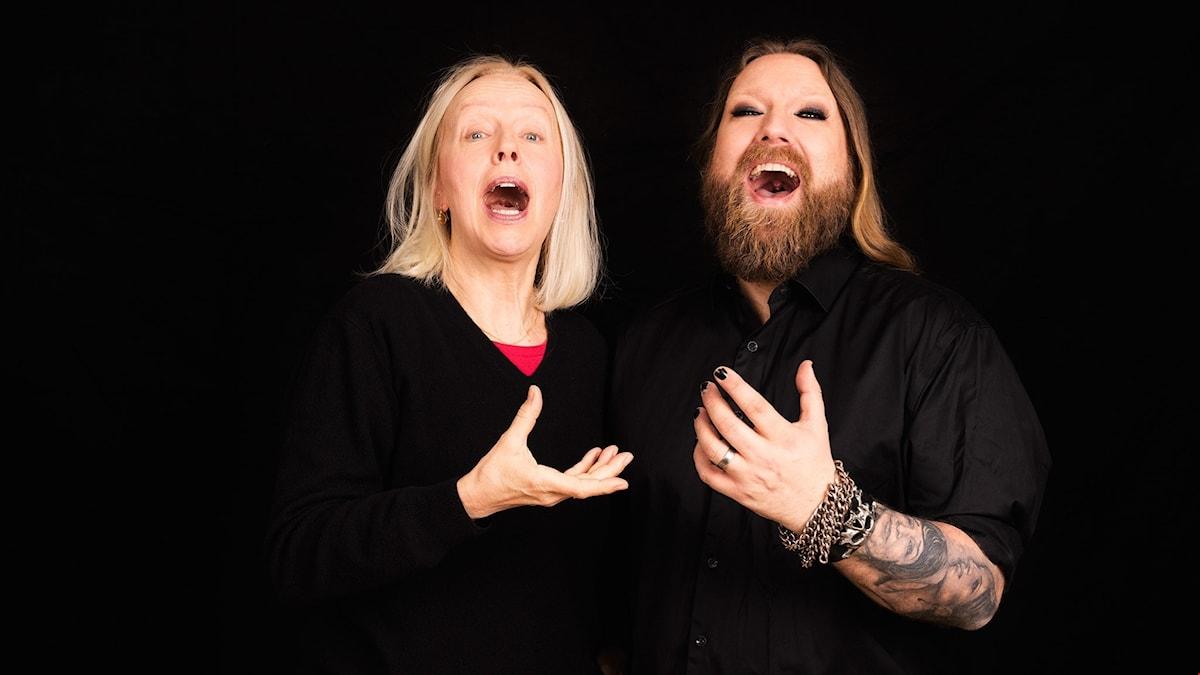 Anne Sofie von Otter & Rickard Söderberg