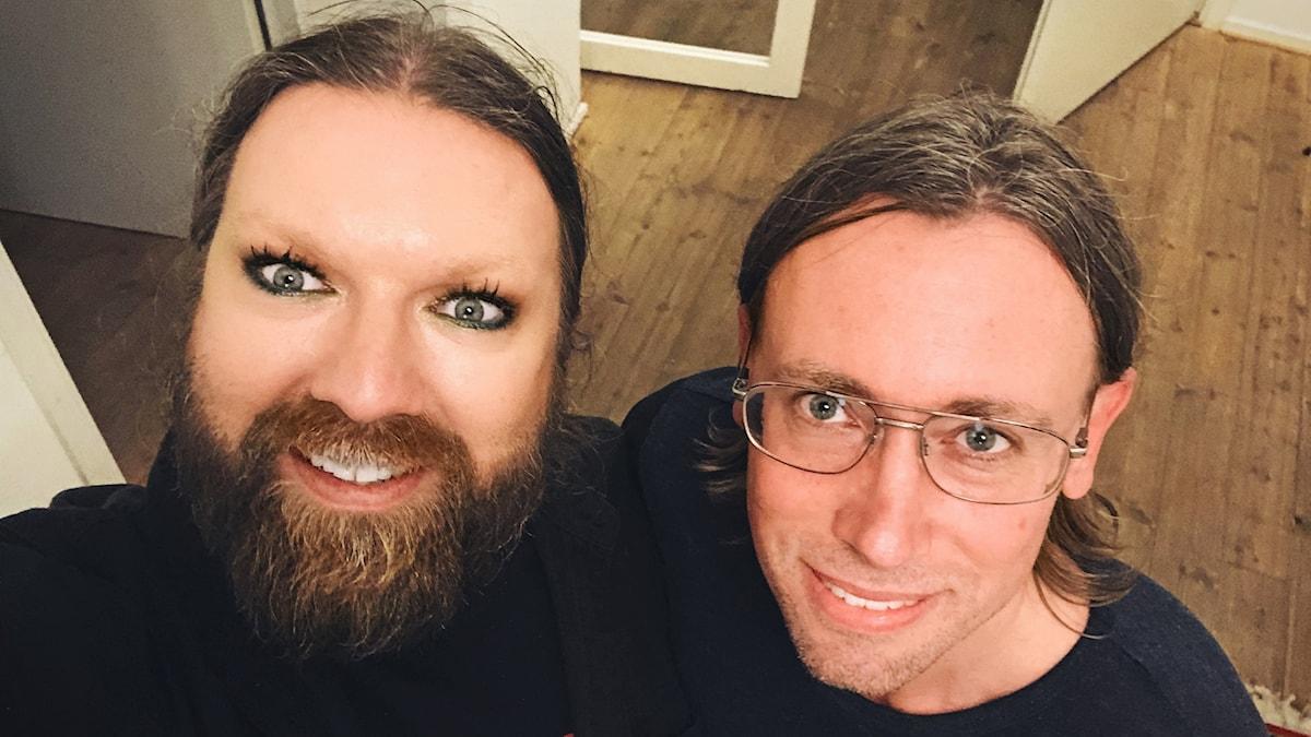 Rickard Söderberg och Jonas Samuelsson
