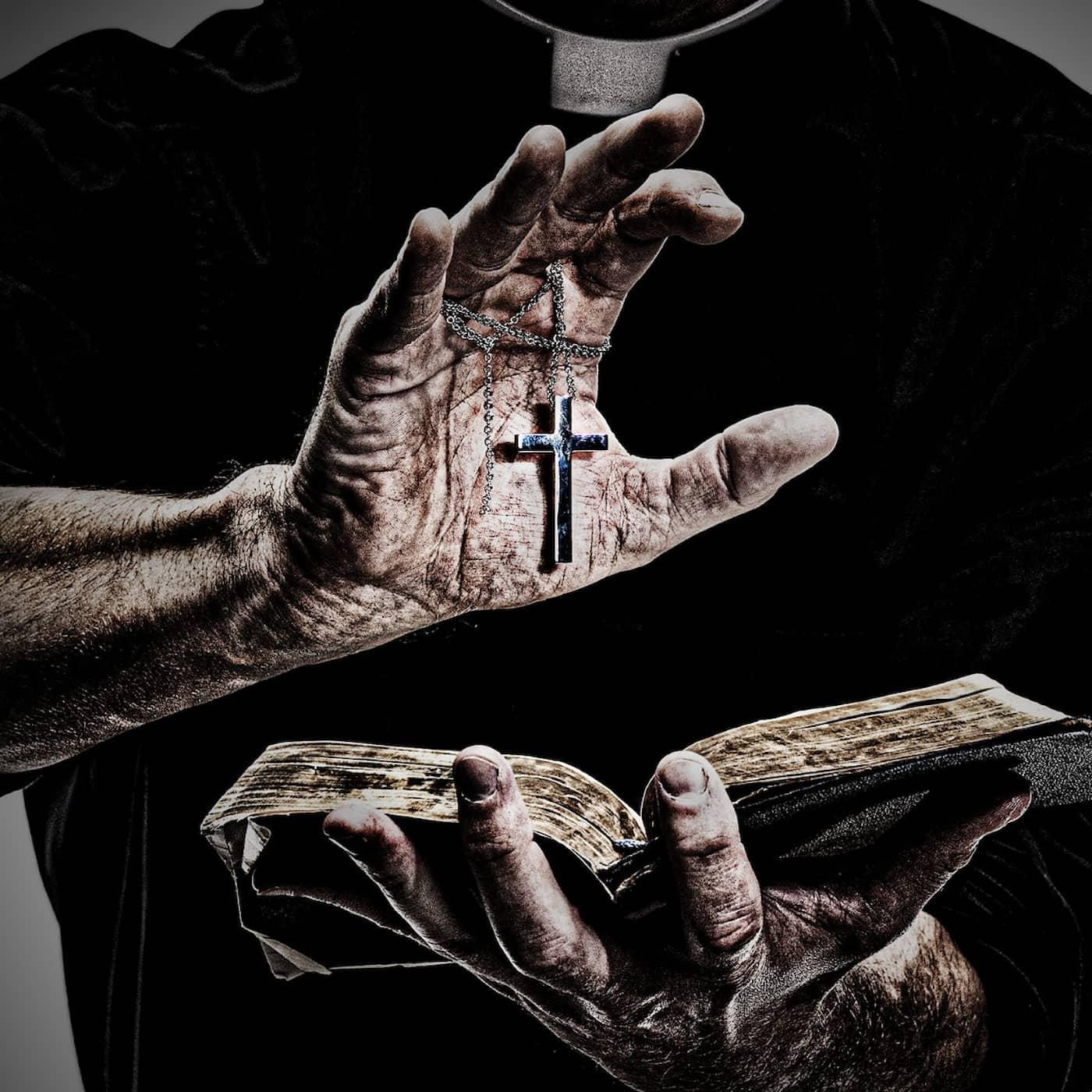 Del 5 av 8. Exorcismen i Eksjö – Fader Edward vittnar