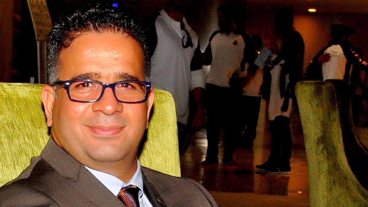 Dr Ali Faleh Salman Foto Privat