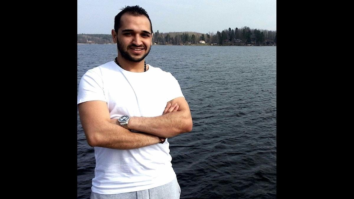 Anas Al Boukaie.