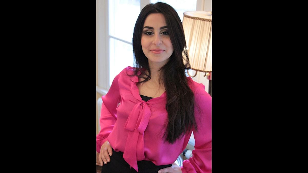 Amani El-Ali Mazloum.