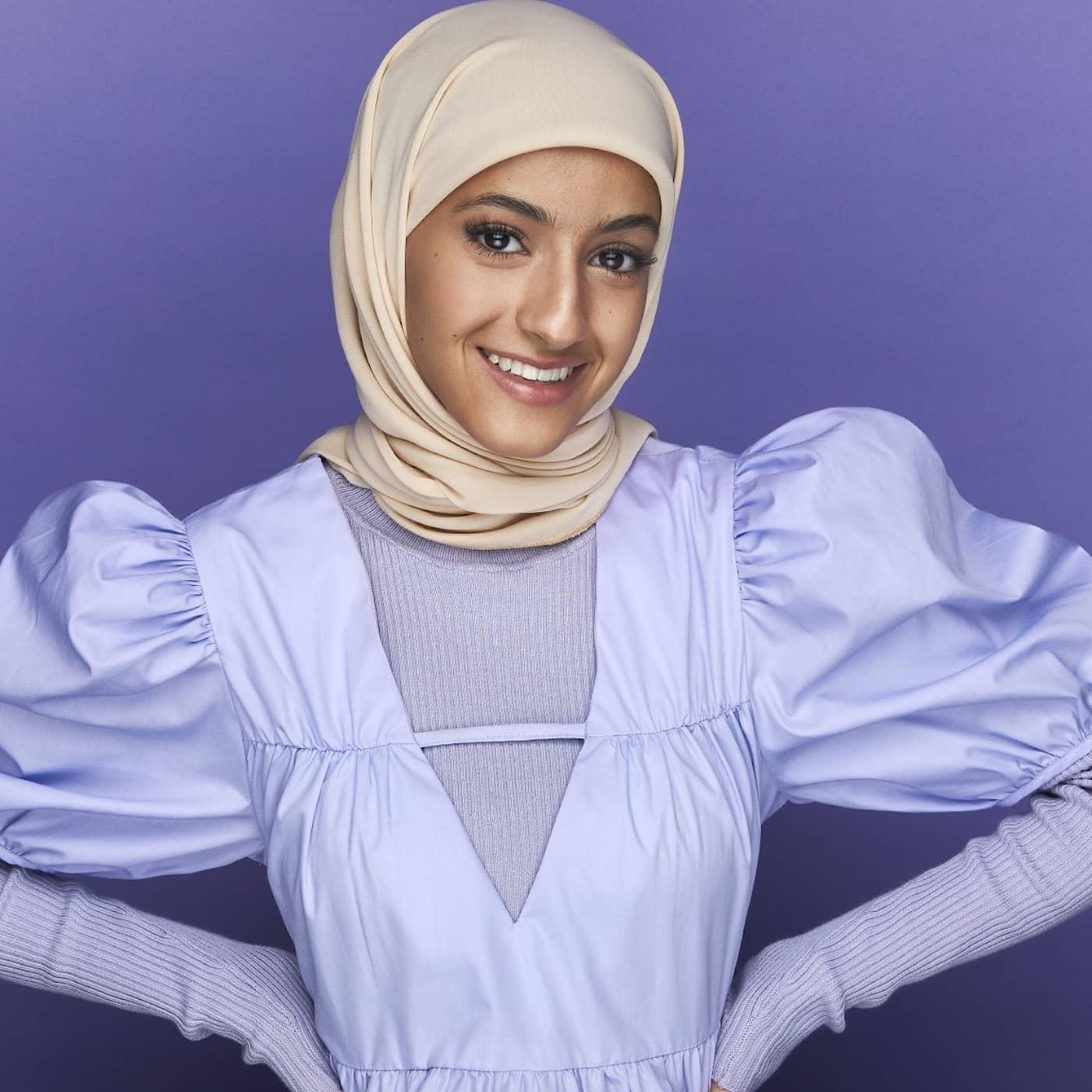 Amena Alsamaei har gjort stor succé som Idol