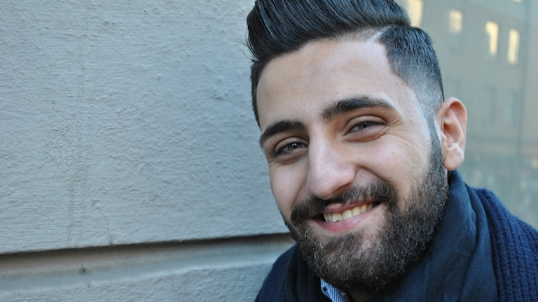 Mahmoud Bitar. Foto Helene Almqvist