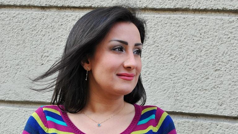 Programbild för Arabisk Talkshow, Talkshow بالعربي