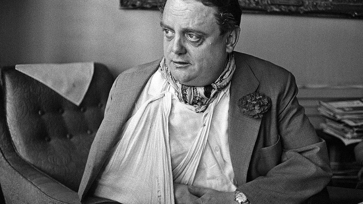 Kompositören och sångaren Johnny Bode