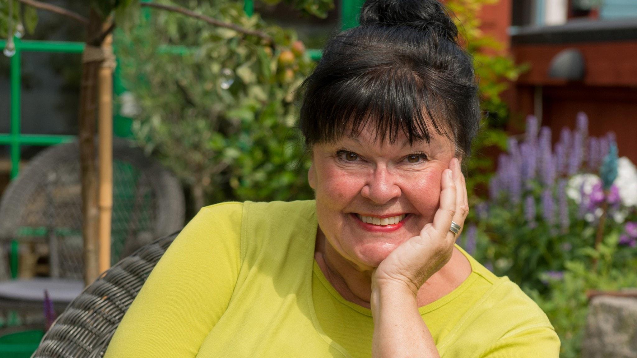 En liten bitter tår i Önskesöndag med Lisa Syrén