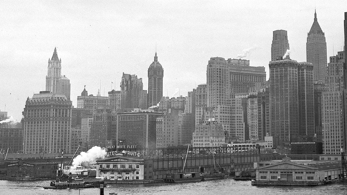 New York - 1937