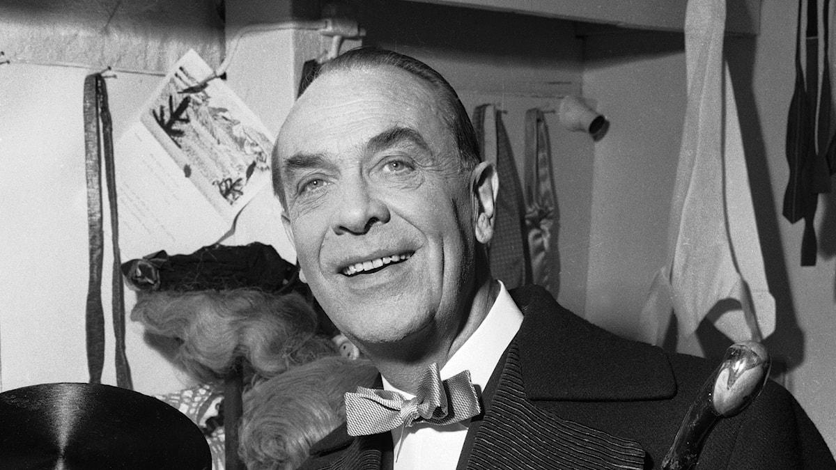 Karl Gerhard  i Oslo - 1962