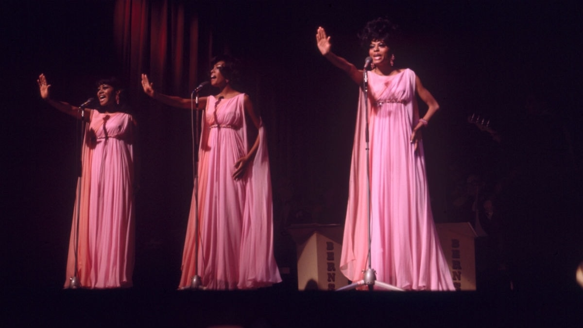 Diana Ross and The Supremes i Sverige 1968
