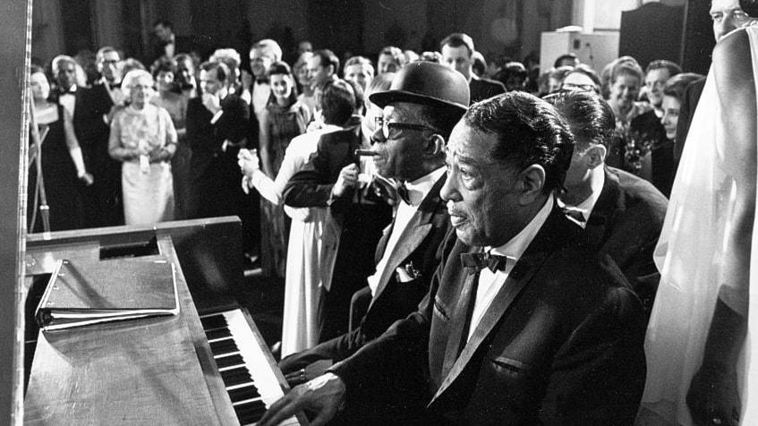 """""""Swing och Sweet"""" med Leif Anderson från 15 januari 1969"""