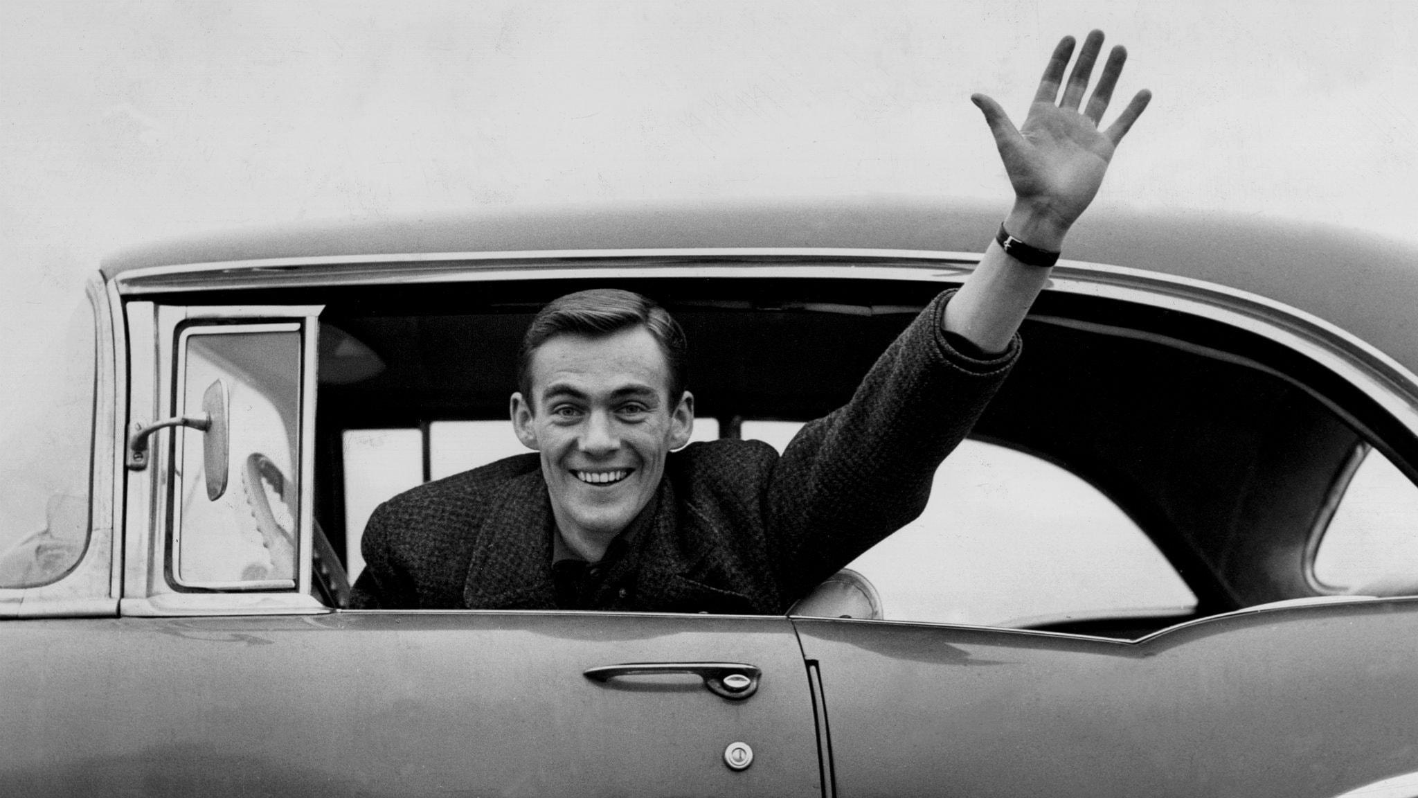 Den fjärde april 1965 startar Svensktoppen med Gunnar Wiklund