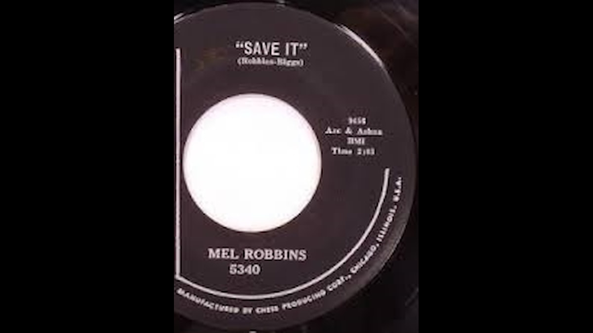 Mel Robins - Save It - i program Teen Scene och lite till