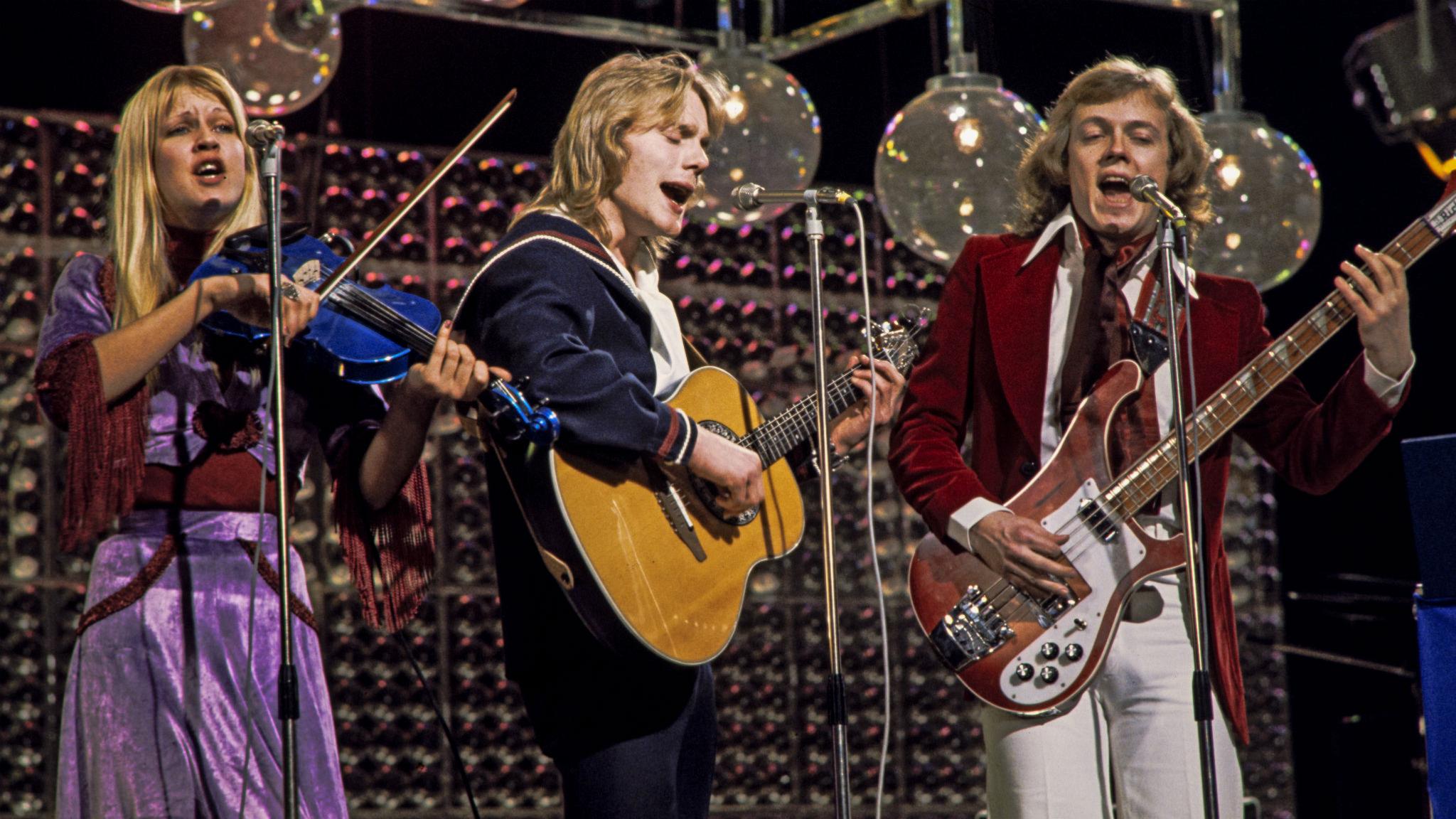 Landslaget, Lena-Maria & Björn Skifs stod för det svenska på Tio i Topp 29/9 1973